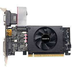 Видеокарта Gigabyte nVidia GT 710 2GB DDR5 64-bit Core: 95 4 MHz GV-N710D5-2GIL (GV-N710D5-2GIL)