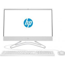 Персональний комп'ютер-моноблок HP 200 G4 21.5FHD/Intel i5-10210u/8/1000/ODD/int/kbm/DOS/White (123S4ES)