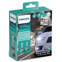 Лампа світлодіодна Philips Led-Fog H8/Р11/H16 Ultinon Pro5000 +160%, 2 шт/комплект (11366U50CWX2)