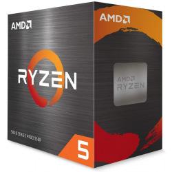 Центральний процесор AMD Ryzen 5 5600X 6/12 3.7GHz 32Mb AM4 65W Box (100-100000065BOX)