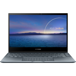 Ноутбук ASUS Zenbook Flip UX363EA-HP044R 13.3FHD Touch OLED/Intel i7-1165G7/16/1024F/Int/W10P/Grey (90NB0RZ1-M07360)