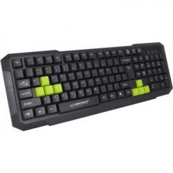 Клавиатура Keyboard EGK102 GReen USB (EGK102GUA)