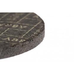 Круг зачистний по металу 125х6.0х22 мм, ПРЕМІУМ (Луга) (MIRI73411)