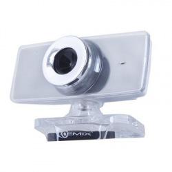 Веб-камера Gemix F9 Gray (F9 Gray)
