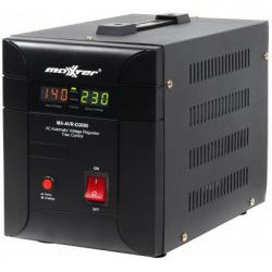Стабілізатор Maxxter MX-AVR-D2000-01 2000VA (MX-AVR-D2000-01)