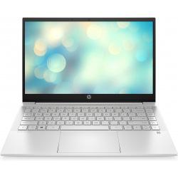 Ноутбук HP Pavilion 14-dv0035ua 14FHD IPS AG/Intel i3-1125G4/8/256F/int/DOS/Silver (424A2EA)