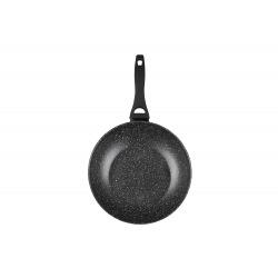 Сковорода ВОК Ardesto Gemini Gourmet 28 см, алюміній (AR1928WF)