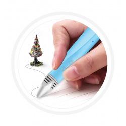 Ручка 3D Dewang D12 рожева (D12PINK)