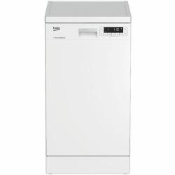 Окремо встановлювана посудомийна машина Beko DFS26025W - 45 см./10 компл./6 програм/А++/білий (DFS26025W)