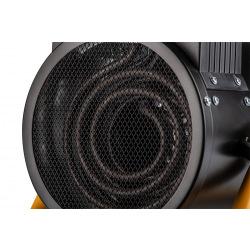 Обігрівач теплова гармата NEO TOOLS 2 кВт, регулювання, нерж. сталь, IPX4, потік повітря - 330 м3 / год (90-067)