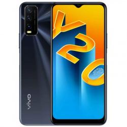Смартфон ViVo Y20 4/64GB Dual Sim Obsidian Black (Y20 4/64GB Obsidian Black)