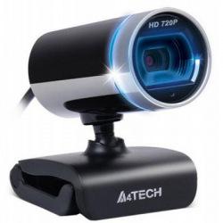 Веб-камера A4Tech PK-910P USB Silver-Black (PK-910P)