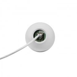 мікрофон стельовий Vaddio CeilingMIC білий (999-85100-000)