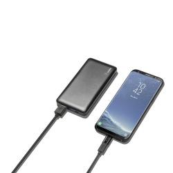 Power Bank - Повербанк Belkin 5000mAh, Pocket Power 5V 2.4A, USB-C adapter, black (F7U019BTBLKBE)