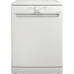Посудомийна машина Indesit DFE1B1913 60 см/A/13 компл./6 прогр./Led-індикація/білий (DFE1B1913)