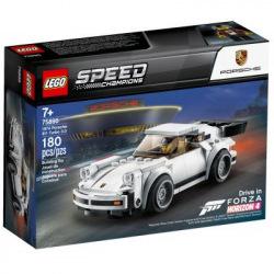 Конструктор LEGO Speed Champions Porsche 911 Turbo 3.0 75895 (75895)