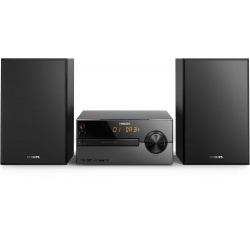 Микросистема Philips BTB2515 FM/DAB+, 15W, MP3-CD, USB, Wireless (BTB2515/12)