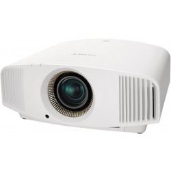 Проектор для домашнего кинотеатра Sony VPL-VW590 (SXRD, 4k, 1800 lm), белый (VPL-VW590/W)