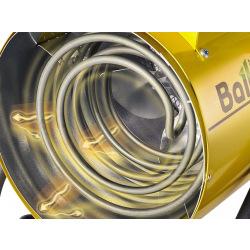 Обігрівач теплова гармата Ballu BHP-PE-2, 2000Вт, 25м2, мех. керування, жовтий (BHP-PE-2)