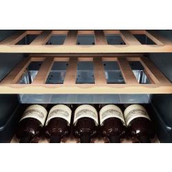 Винотека Haier WS50GA 127 см/50 пляшок/А/температура 5-20 С/Led-iндикацiя /10 поличок/чорний (WS50GA)