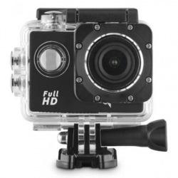 Екшн-камера AirOn Simple Full HD Black з аксесуарами 30в1 (69477915500061) (69477915500061)
