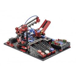 Конструктор fisсhertechnik STEM Робототехніка і Електропневматика (FT-533019)