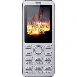 Мобільний телефон Nomi i2411 Dual Sim Silver (i2411 Silver)