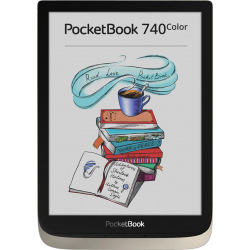 Электронная книга PocketBook 740 Color, Moon Silver (PB741-N-CIS)