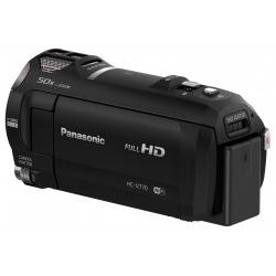 Видеокамера цифровая Panasonic HDV Flash HC-V770 Black (HC-V770EE-K)