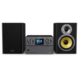 "Мікросистема Philips TAM8905 2.0, 100W, Spotify, LCD 2.4"", FM/DAB+, MP3-CD, USB, Wireless (TAM8905/10)"