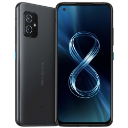 Смартфон Asus ZenFone 8 (ZS590KS-2A011EU) 16/256GB Dual Sim Obsidian Black (90AI0061-M00110)