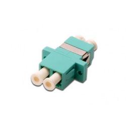 Адаптер DIGITUS LC/LC duplex, MM, керам.сердечник (DN-96009-1)