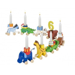 Подставка goki для свечек Зоопарк  (GK108)