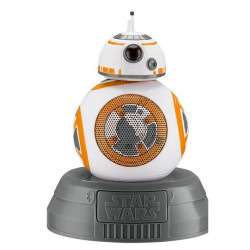 Акустическая система eKids/iHome Disney, Star Wars, BB-8 (LI-B67B8.FMV7)