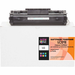Картридж NEWTONE замена HP 06A C3906A и Canon EP-A (LC01E)
