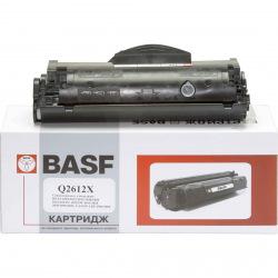 Картридж BASF заміна HP 12X Q2612X (BASF-KT-Q2612X)