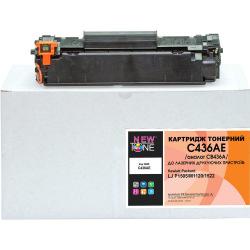 Картридж NEWTONE замена HP 36А CB436A (C436AE)