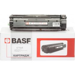 Картридж BASF заміна HP 15A C7115A и Canon EP-25 Black (BASF-KT-C7115A)