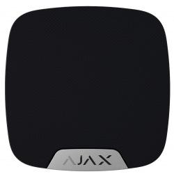 Беспроводная комнатная сирена Ajax HomeSiren черная (1141)