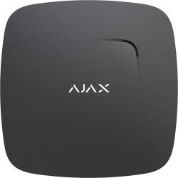 Беспроводной датчик диму Ajax FireProtect черный (1137)