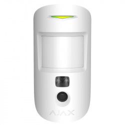 Беспроводной датчик движения с фотофиксацией Ajax MotionCam белый (15711)