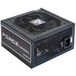 Блок живлення CHIEFTEC RETAIL Force CPS-750S,12cm fan,a/PFC,24+4+4,2xPeripheral,6xSATA,2xPCIe (CPS-750S)