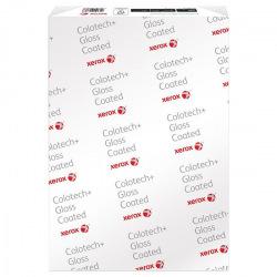 Бумага Xerox COLOTECH + GLOSS 140г/м кв, A4 400л. (003R90339)