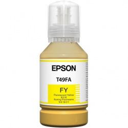 Чорнила Epson T49FA Flour Yellow (C13T49F700)