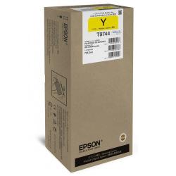 Картридж Epson WF-C869R yellow XXL (84 000 стор.) (C13T974400)