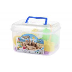 Волшебный песок Same Toy Omnipotent Sand Замок 0,5 кг (сиреневый) 11 од.  (HT720-1Ut)