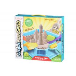 Волшебный песок Same Toy Замок 0,9 кг (натуральний)  (NF9888-2Ut)