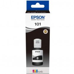 Чорнило Epson 101 Black (Чорний) (C13T03V14A) 127мл