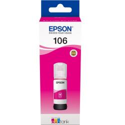 Чорнило Epson 106 Magenta (C13T00R340) 70мл