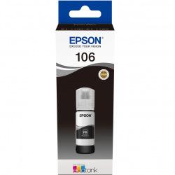 Чорнило Epson 106 Photo Black (C13T00R140) 70мл